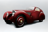 Bugatti Type 51 Coupe by Louis Dubos, #51133, 1931